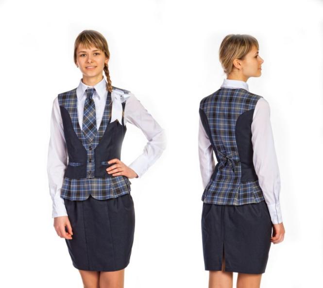 Школьная одежда 2014 1